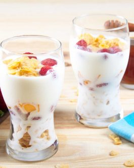 Fruity Greek Yogurt Parfait